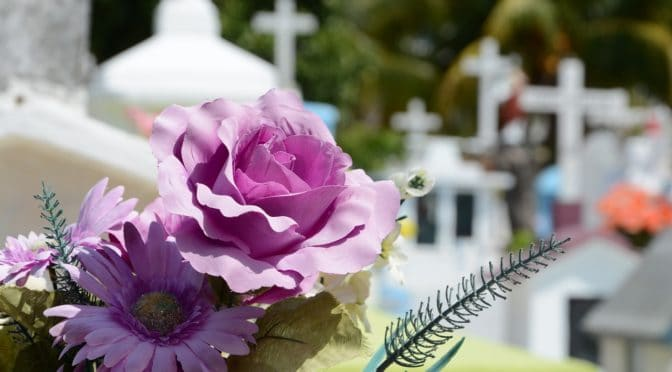 What to Say at My Grandmother's Funeral