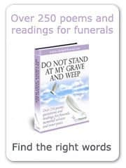 funeral readings