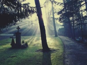 short funeral poems